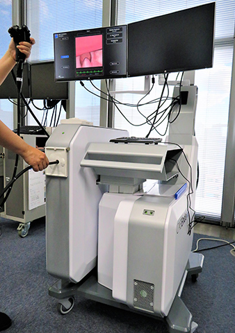 内視鏡/気管支鏡シミュレーター