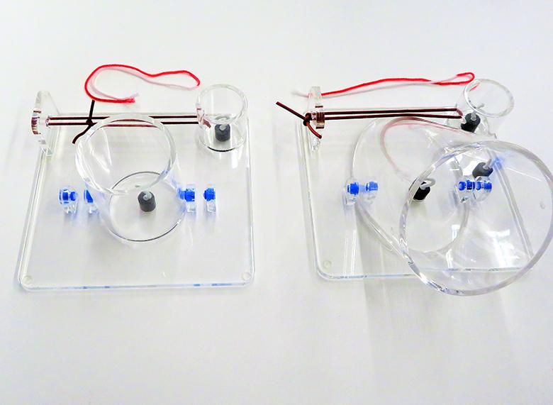 糸結び手技トレーナー