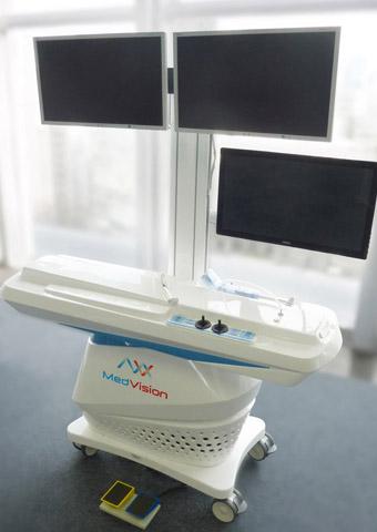 血管造影検査/血管治療シミュレータ