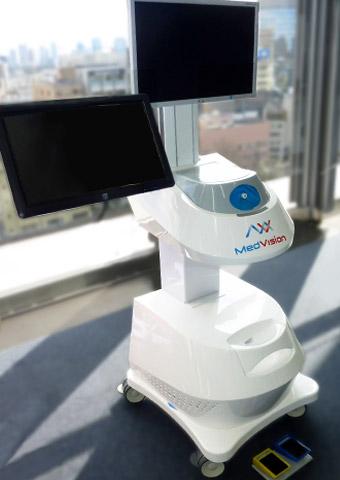 子宮鏡シミュレータ