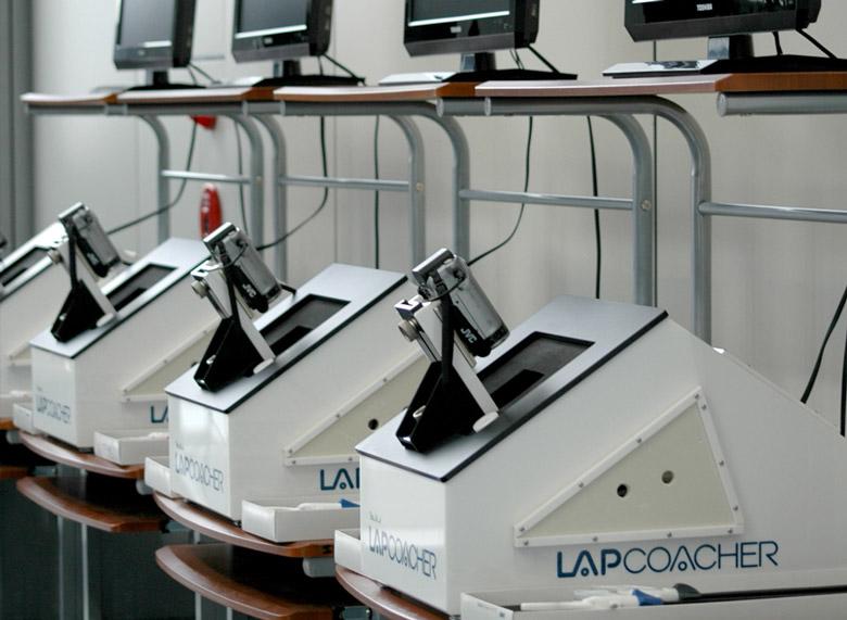 縫合・結紮トレーナー LAPCOACHER PREMIUM